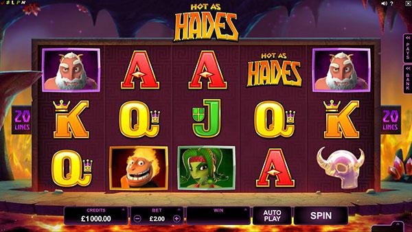 gambling slots online hades symbol