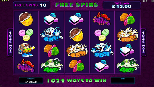 Peek a Boo Slot Game